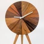 Zegar Paleta barw. Stojący / wiszący.