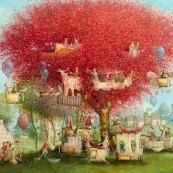 Remigijus Januskevicius - Tree of happiness