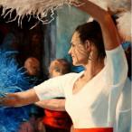 Taniec z pomponami