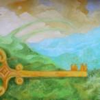 Pejzaż z kluczem