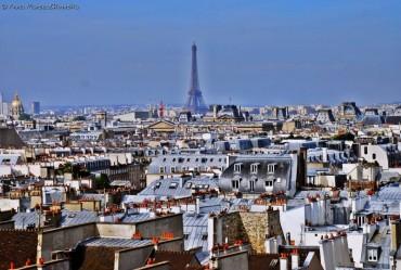 Niebo nad Paryżem