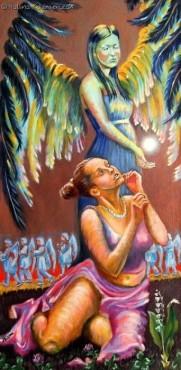 Nadzieja. Anioł opiekun
