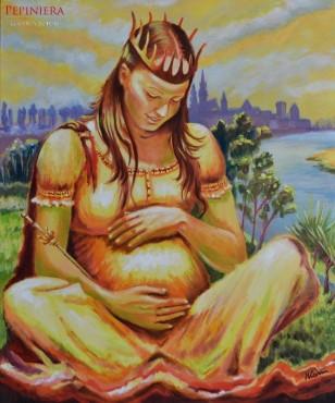 Macierzyństwo królowej Jadwigi