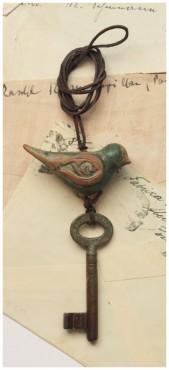 Klucz z ptakiem II