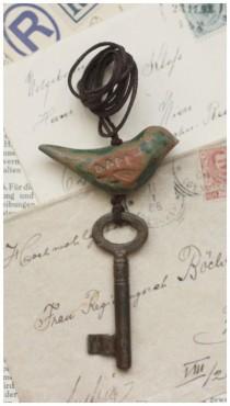 Klucz z ptakiem IV