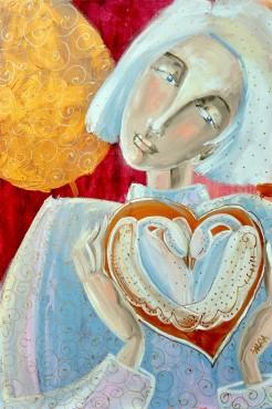 Anioł stróż miłości