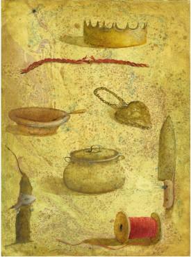 Ilustracja Remigijusa Januskeviciusa