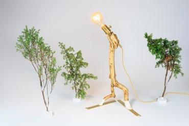 Lampa Narciarz I