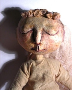Panna Młoda, lalka