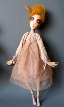 Ruda - lalka dla kolekcjonerów - na zamówienie
