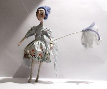 Córka Dmuchawca, lalka dla kolekcjonerów