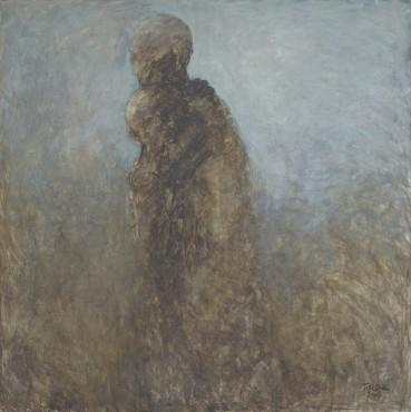 Państwo dwojga - obraz akrylowy na płycie