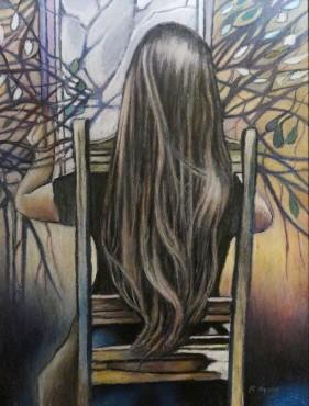 Dziewczynka z lustrem
