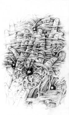Oczy I - grafika cyfrowa