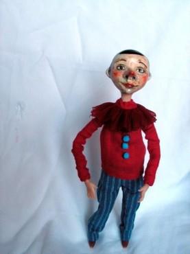 Artystyczna lalka na zamówienie
