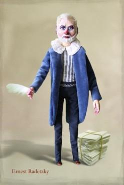 Lalka artystyczna - Ernest Radetzky
