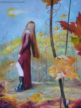 Tonąc w jesieni