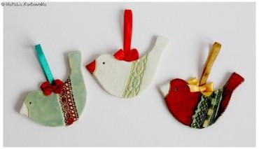 Ptaszki ceramiczne