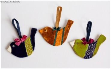 Ptaszki ceramiczne III