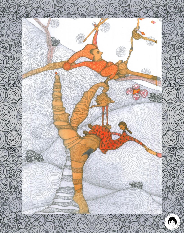 Tola i jej Skrzat w krainie tańczących enfów