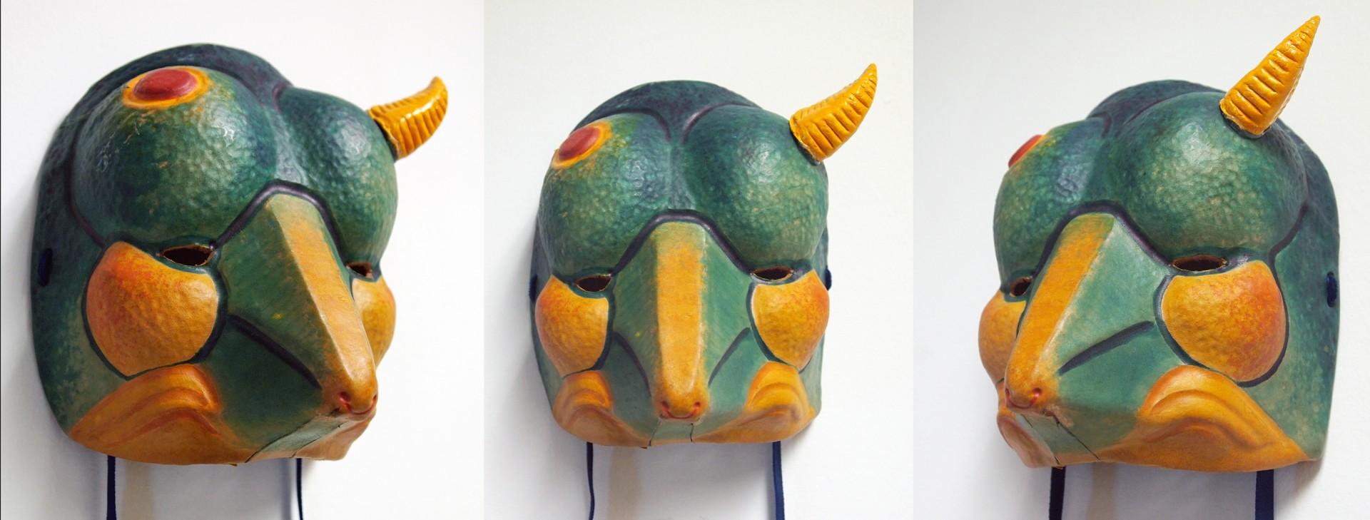 Maska Arlecchino