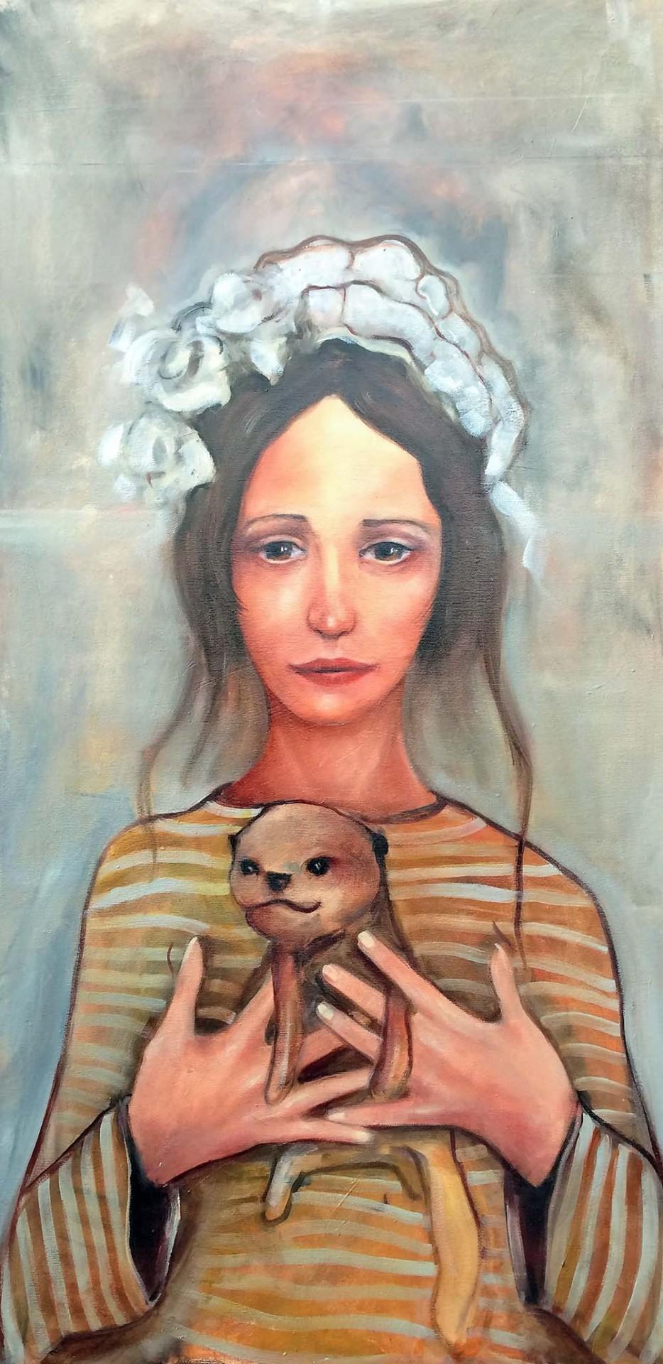 Dama z wydrą