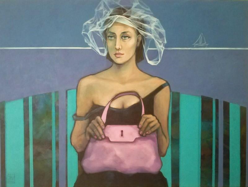 Madonna z torebką