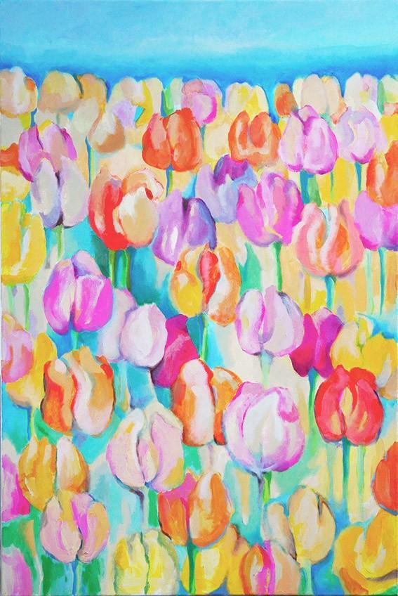 Sen o tulipanach