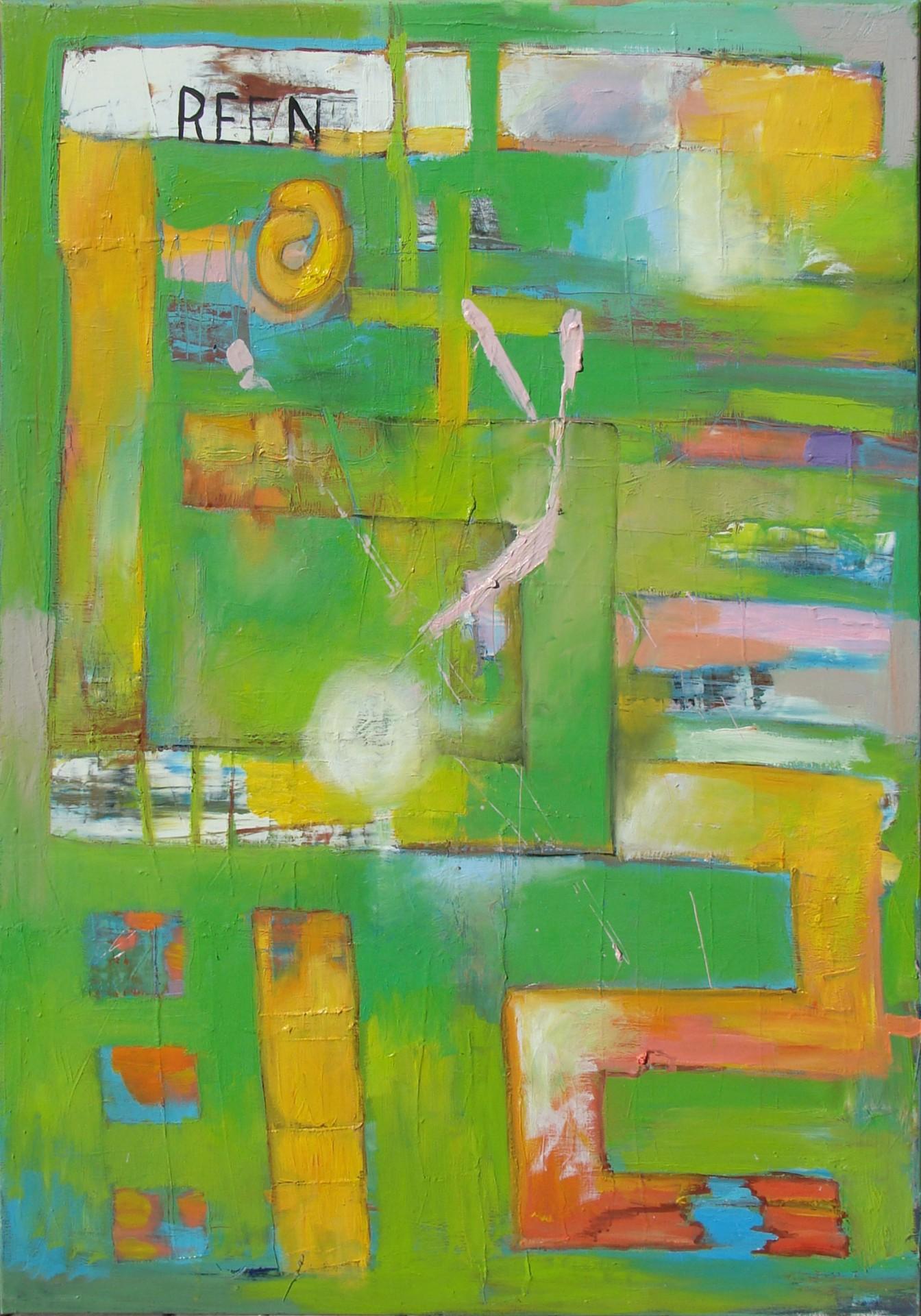 Green Abstract No.2