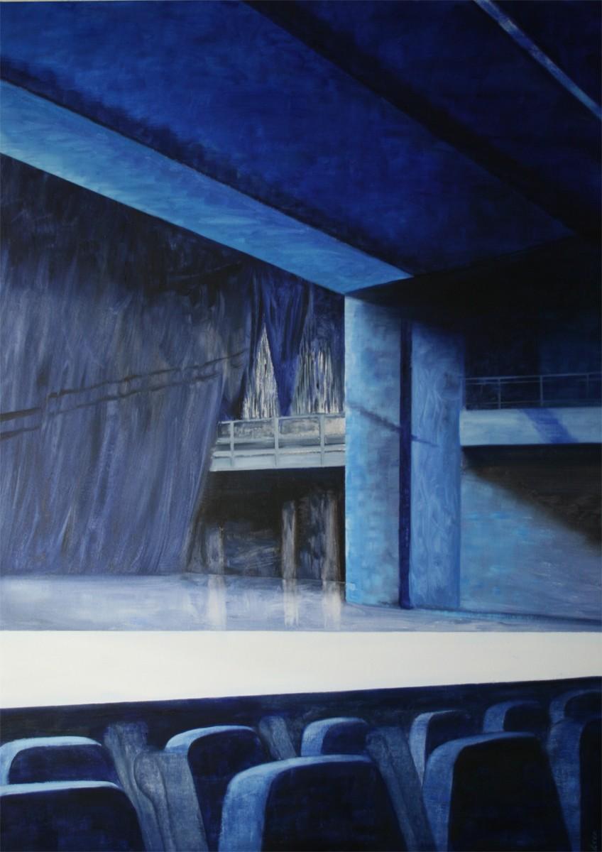 Niebieski Teatr