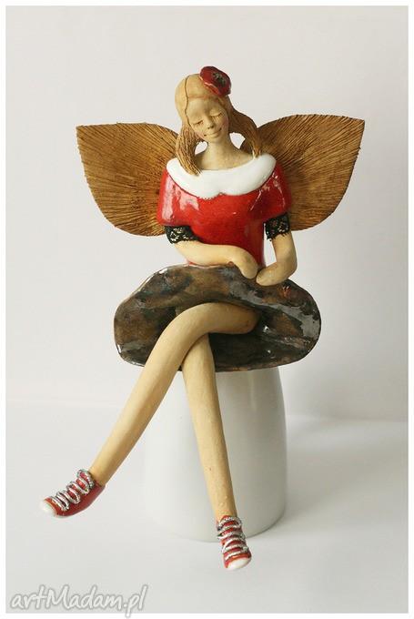 Anioł w trampkach