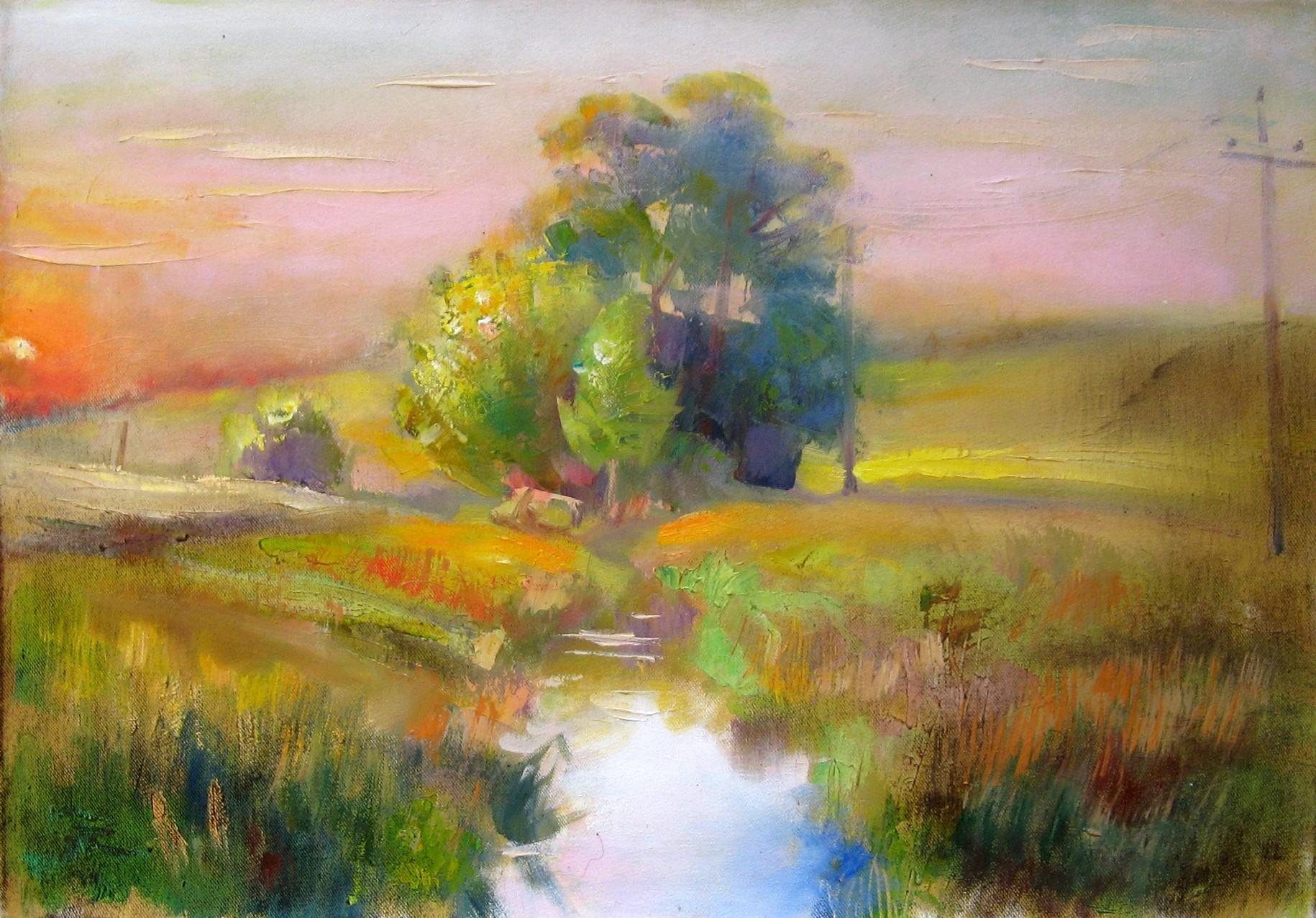 Rzeka Dowżanka