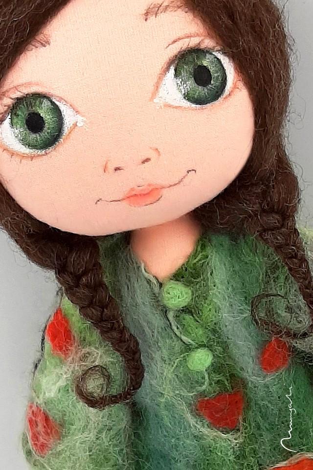 Tereska - lalka kolekcjonerska