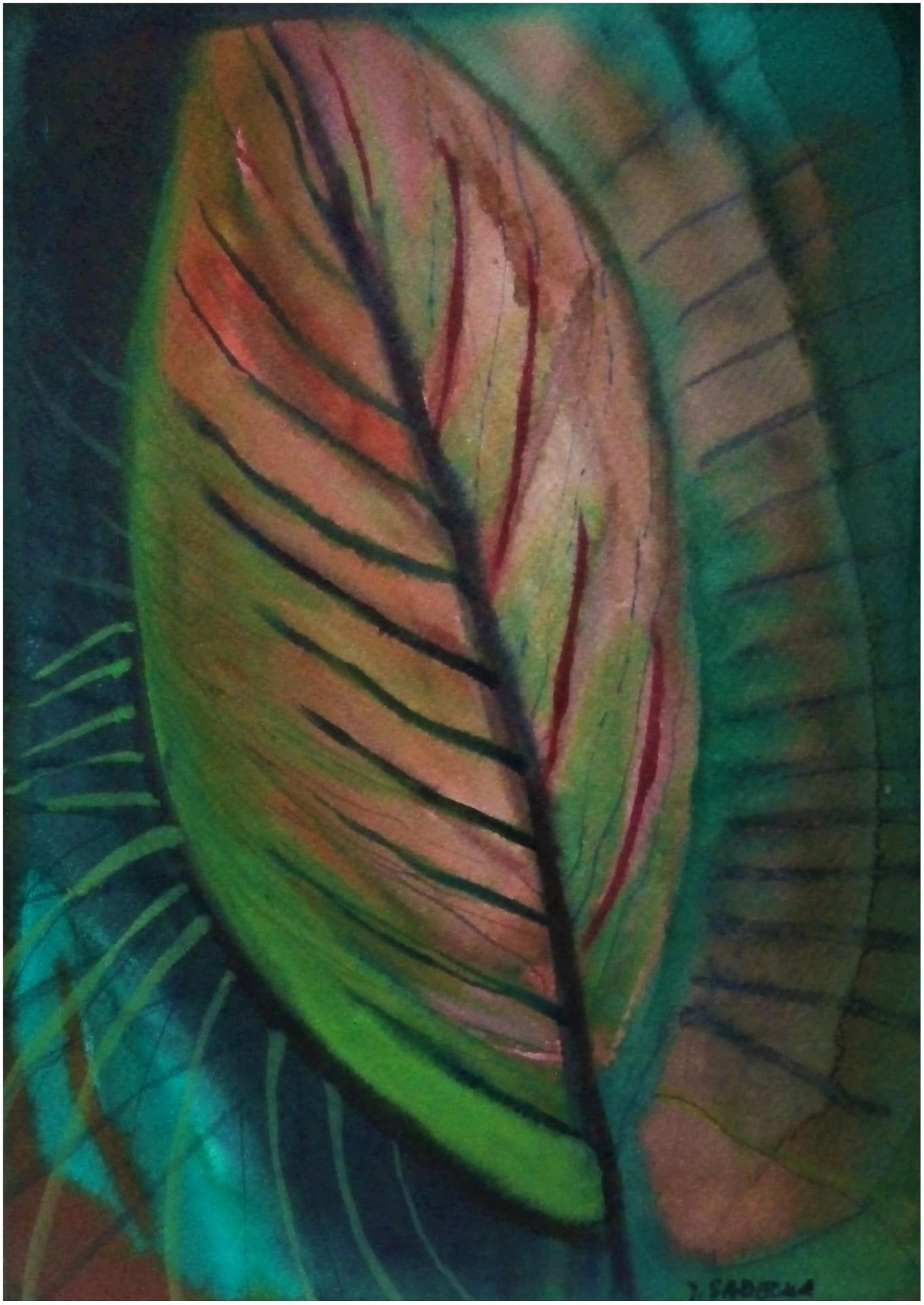 Emanacje 3- z życia roślin