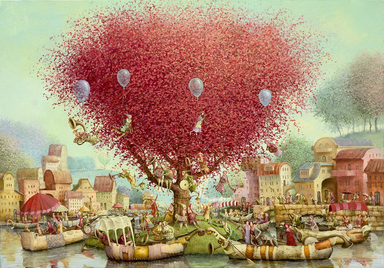 Musicians tree