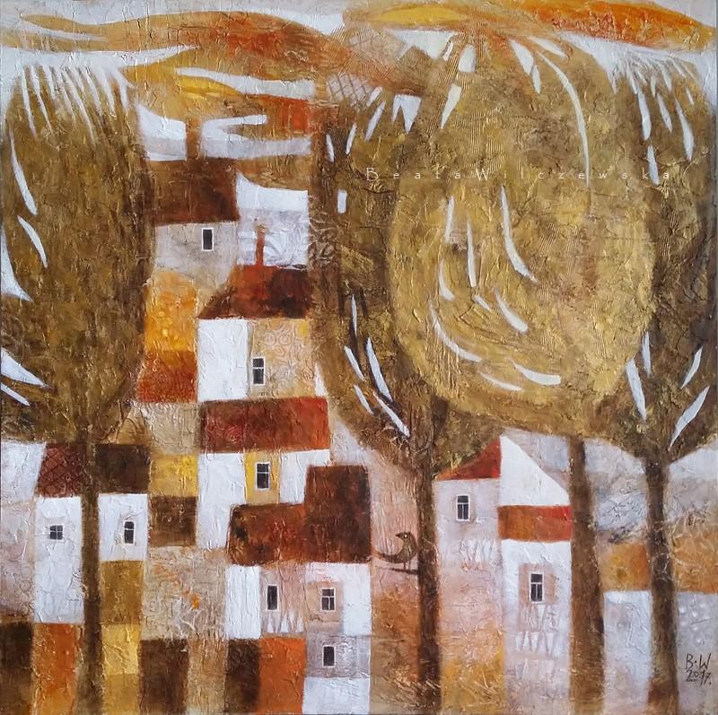 Osiedle pod złotymi drzewami..