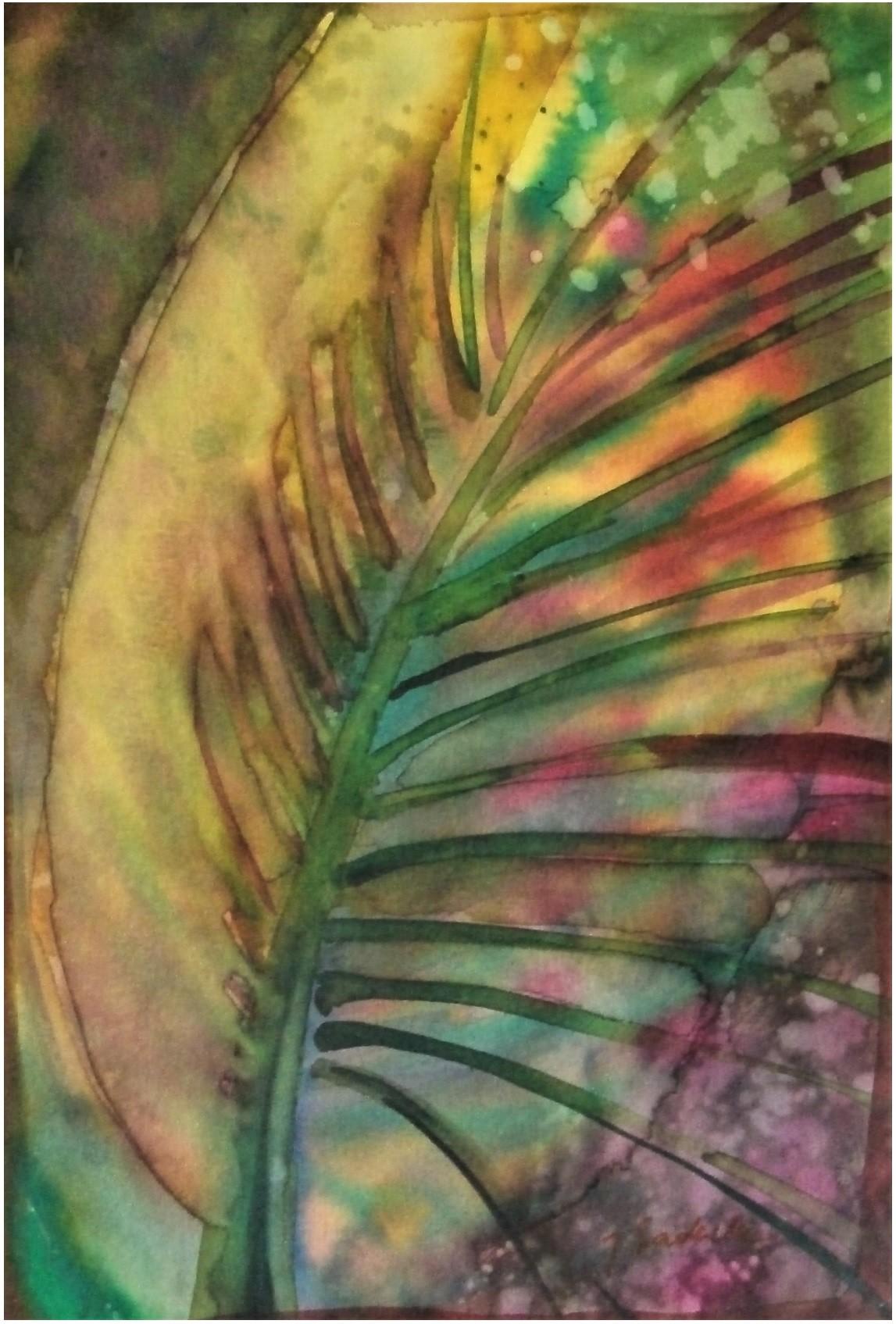 Emanacje 9 - z życia roślin