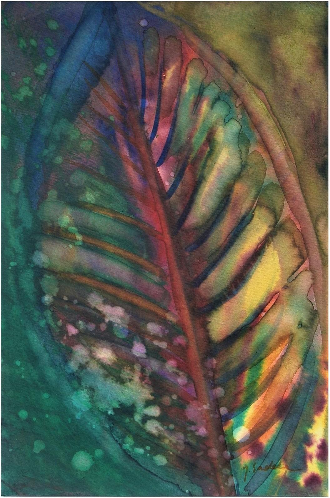 Emanacje 11 - z życia roślin