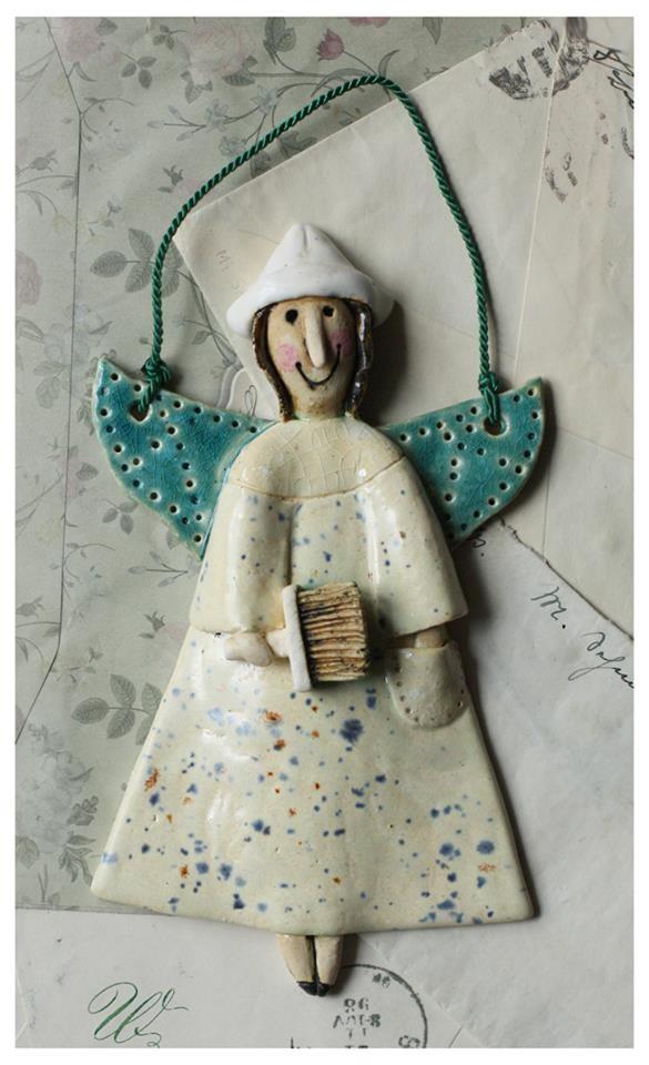 Aniołek malarz pokojowy