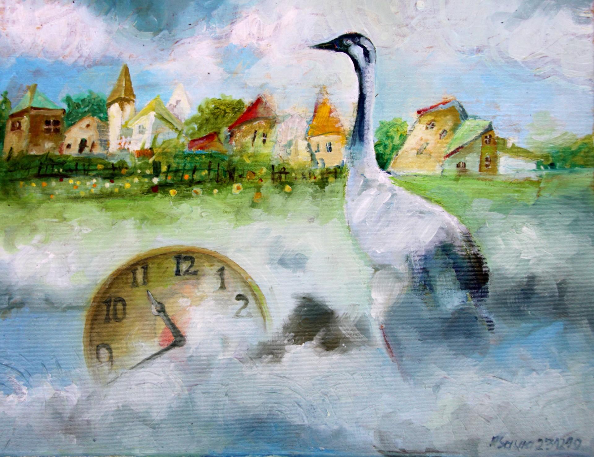 Czas żurawia