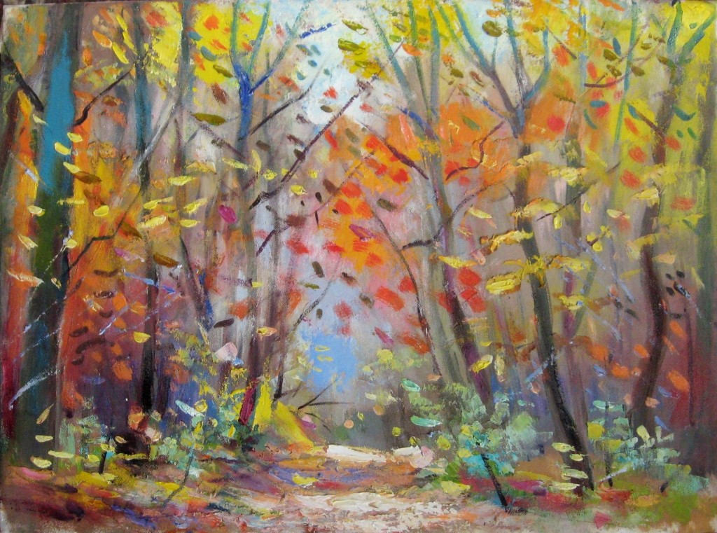 Wesoły las