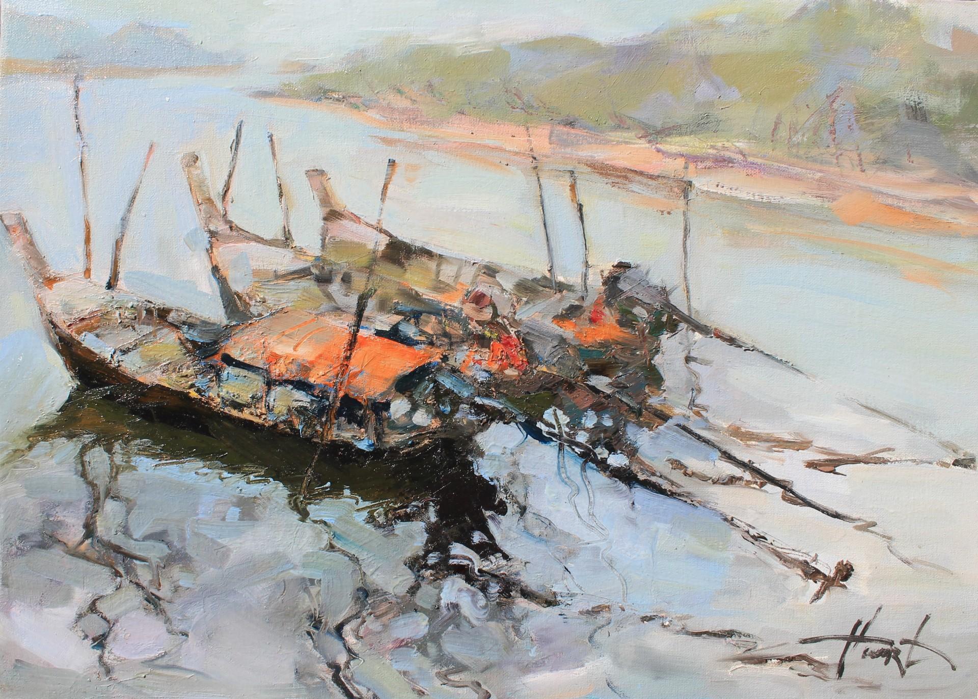 Łodzie rybackie 2