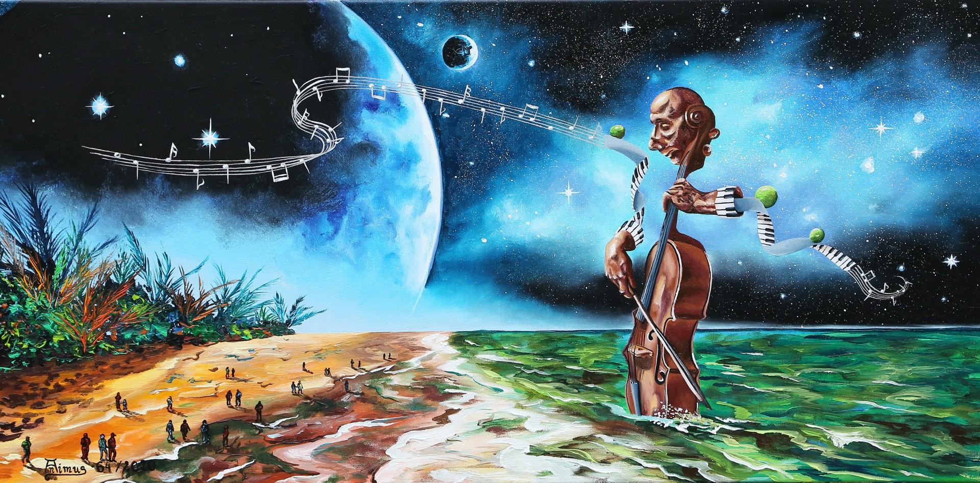 Narodziny kosmicznej melodii