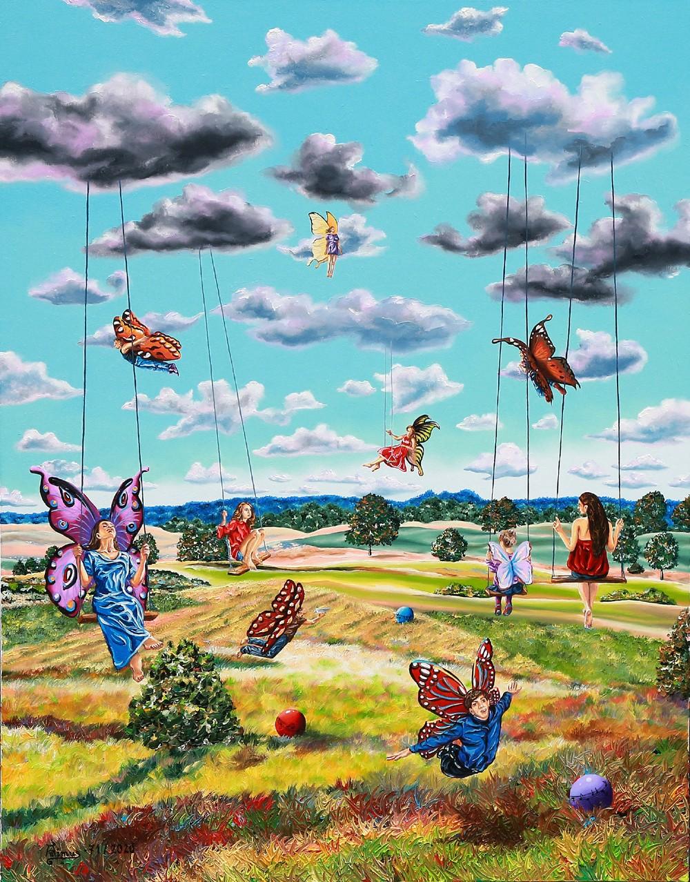 Sztuka latania