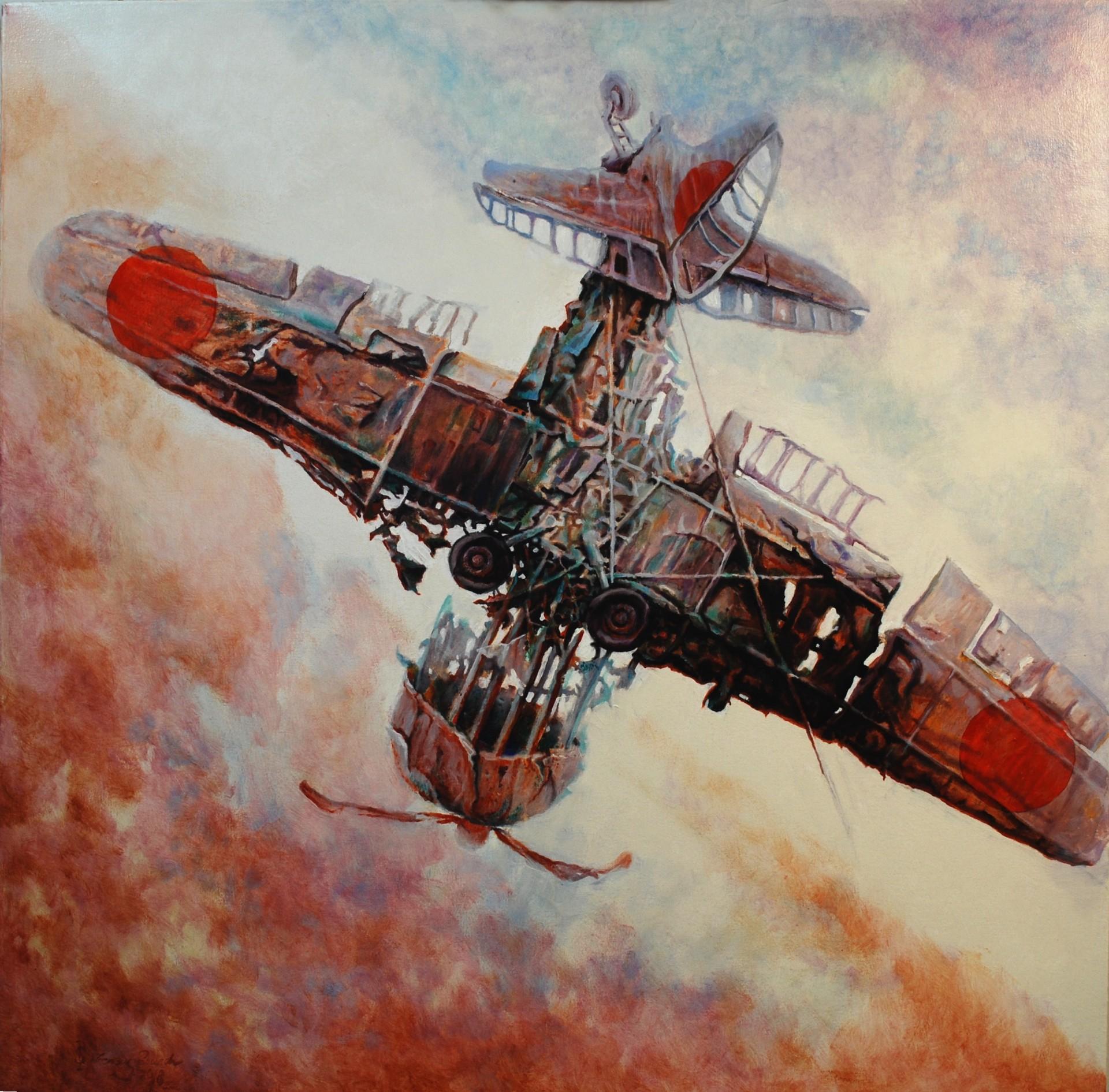 PEARL HARBOR  wreck mitsubishi zero 1941
